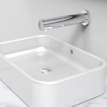 China Sensor Sink Taps Motion Sensor Bathroom Faucet Brass Chrome
